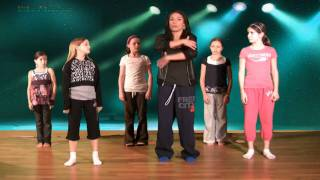 Hip Hop Dance Lesson Online With Caroline Ball, Change