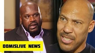 LaVar Ball Just BLASTED Shaquille O'neal & Son Shareef O'neal Over Lonzo Ball Z02 Shoes