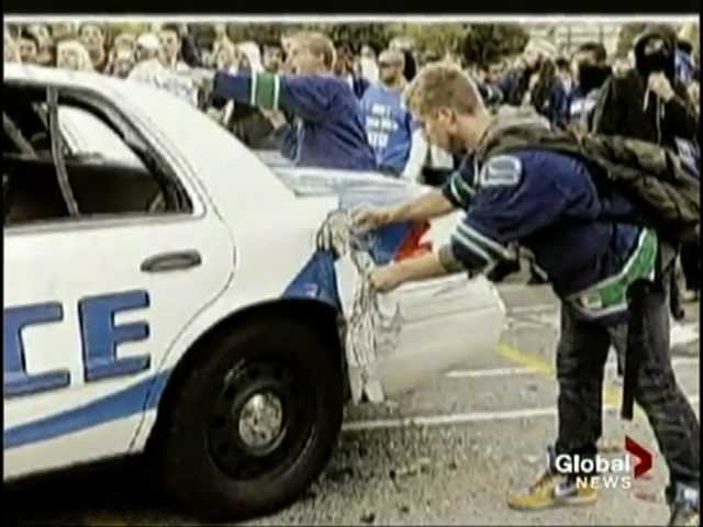 News Coverage of Vancouver Police Recommended Charges