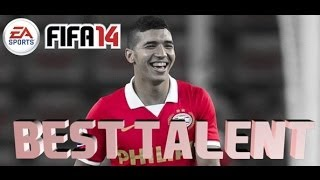 FIFA 14 Career Mode Best Young Top Talented Players