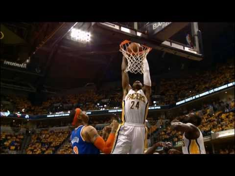 Ultimate Paul George Dunk Reel - Updated through 2/9!