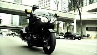 Honda Gold Wing F6B 2013