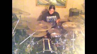 converge - aimless arrow drum cover by Mike Trevino