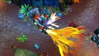 Super Galaxy Rumble Skin Spotlight (LoL League Of Legends