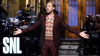 Ryan Gosling Jazz Monologue - SNL