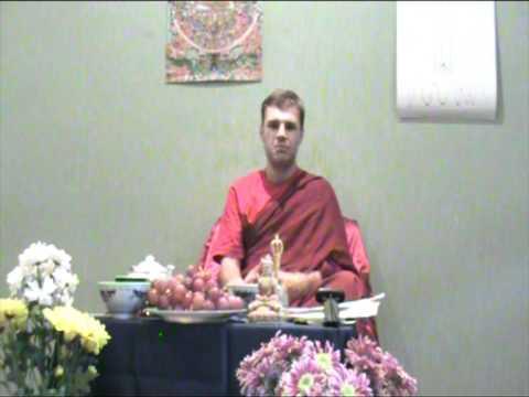 Основы тибетской йоги и медитации. (ч. 6)