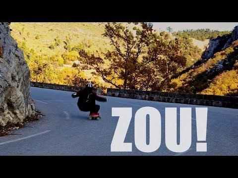 IZY Crew Longboard // Zou !