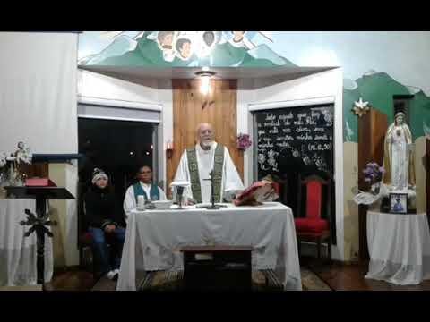 Santa Missa | 07.07.2020 | Terça-feira | Padre José Sometti | ANSPAZ
