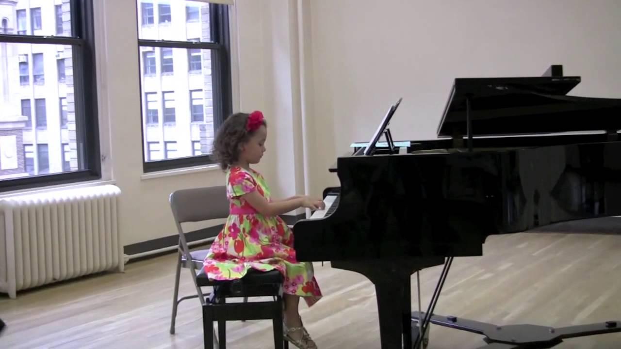Piano Recital Spring 2013  Pearl Studios NYC  YouTube