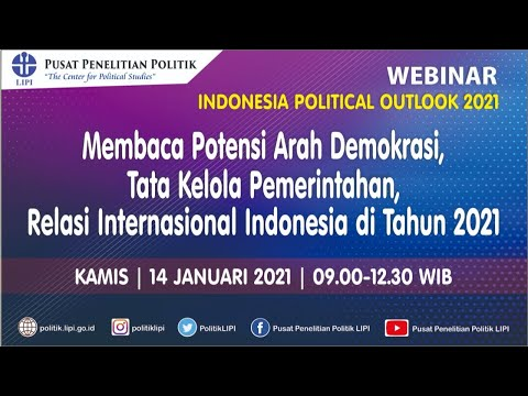 INDONESIA POLITICAL OUTLOOK 2021