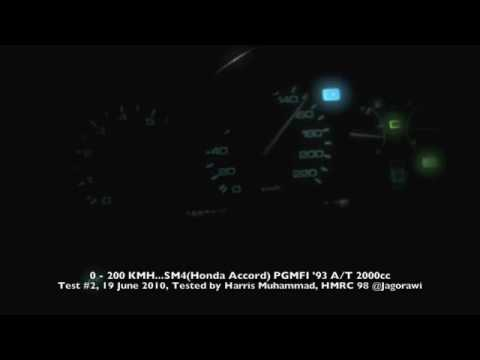 hsm4 honda accord maestro pgmfi 93 a t matic express 200 km hsm4 honda