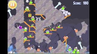 Angry Birds Golden Egg 26 Walkthrough