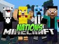 Minecraft: NATIONS! w/ NoahCraftFTW, Palmerater, ChildDolphin