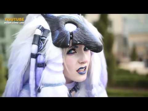 tổng hợp cosplay lol xinh dep nhất thế giới
