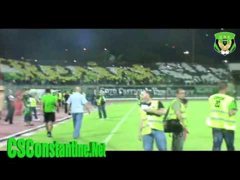 "CSConstantine - Celta De Vigo : ""Falastine  Echouhada"""