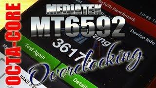 MT6592 Overclocking How To Overclock MTK6592 Tutorial
