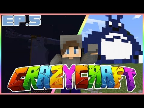 Is That The King Minecraft Crazy Craft 3 0 Ep 5 Phim