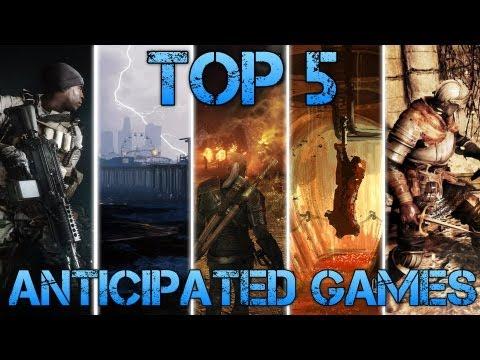 Jack Talks Back | Top 5 Most Anticipated Games | VLOG