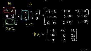 Množenje matrik 2