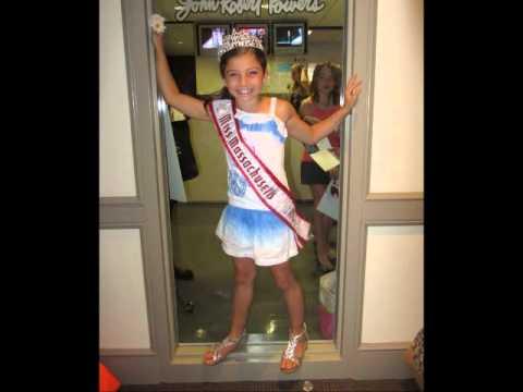 Sydney Cooke National American Miss Mass jr preteen farewell