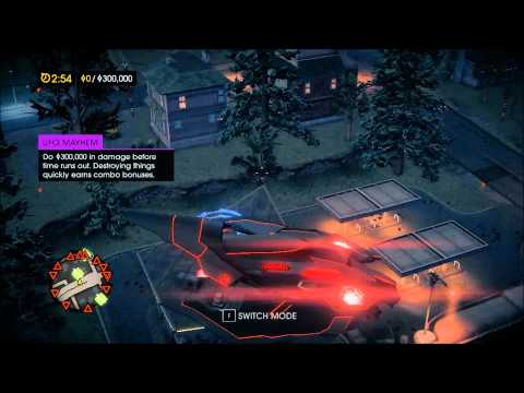 [PC] Let's Play SAINT'S ROW IV #39 - Racking up side missions!