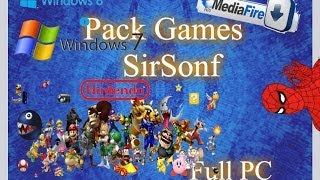 Descargar Pack De Juegos Super Nintendo 64 Para PC Full