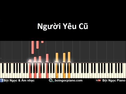 Người Yêu Cũ - Khởi My | Piano Tutorial #31 | Bội Ngọc Piano