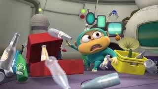 Vesmírne opice 29 - Votrelec