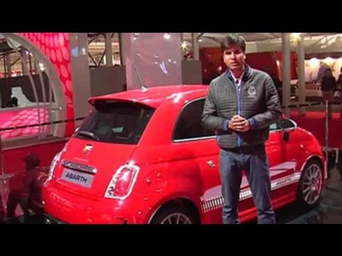 New cars showcased by manufacturers at the Auto Expo 2014