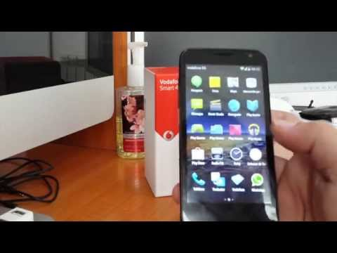 Vodafone Smart 4 Review & Opinion