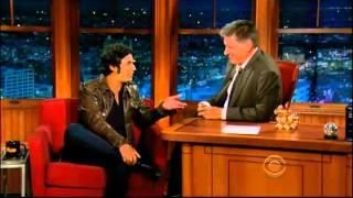 Video: Kunal Nayyar - Craig Ferguson (2011) Part 2