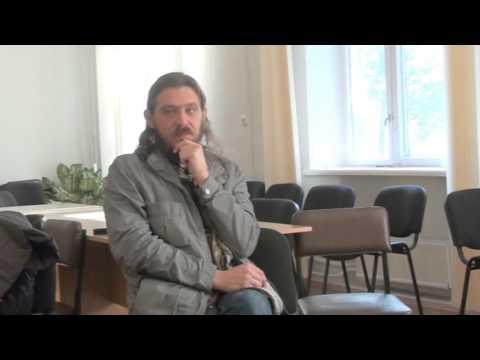 Кривонос Сергей - Вхождение в сущность. Работа с энергетическими центрами (12.10.2014)