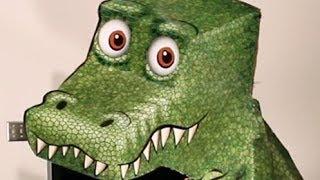 אשליה של דינוזאור