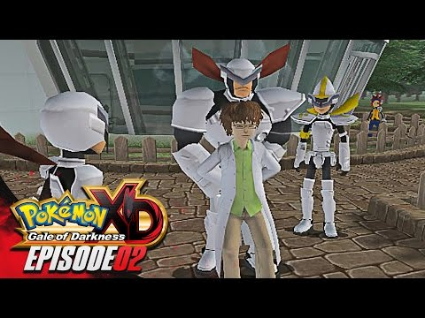 Pokémon XD Gale of Darkness Let's Play w/ TheKingNappy - Ep 2