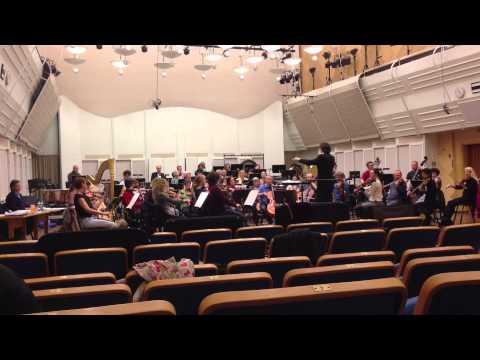 Radio-Sinfonieorchester Oslo - Freischütz Ouvertüre  Dominik M. Koch