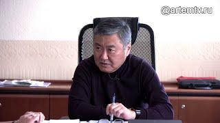 Информационный час с и.о. главы округа В.В. Квоном