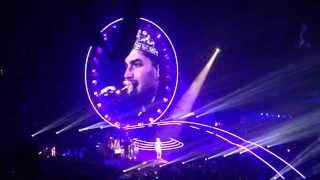 Queen + Adam Lambert Concert Highlights - Edmonton, June 24, 2014