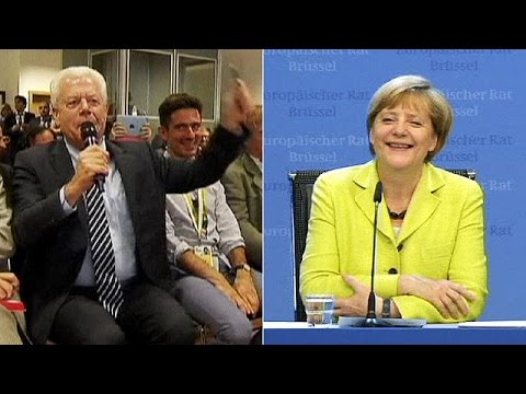 ChancellorAngelaMerkelturns60astheEuropeanCouncil'ssummitdrawstoaclose - no comment