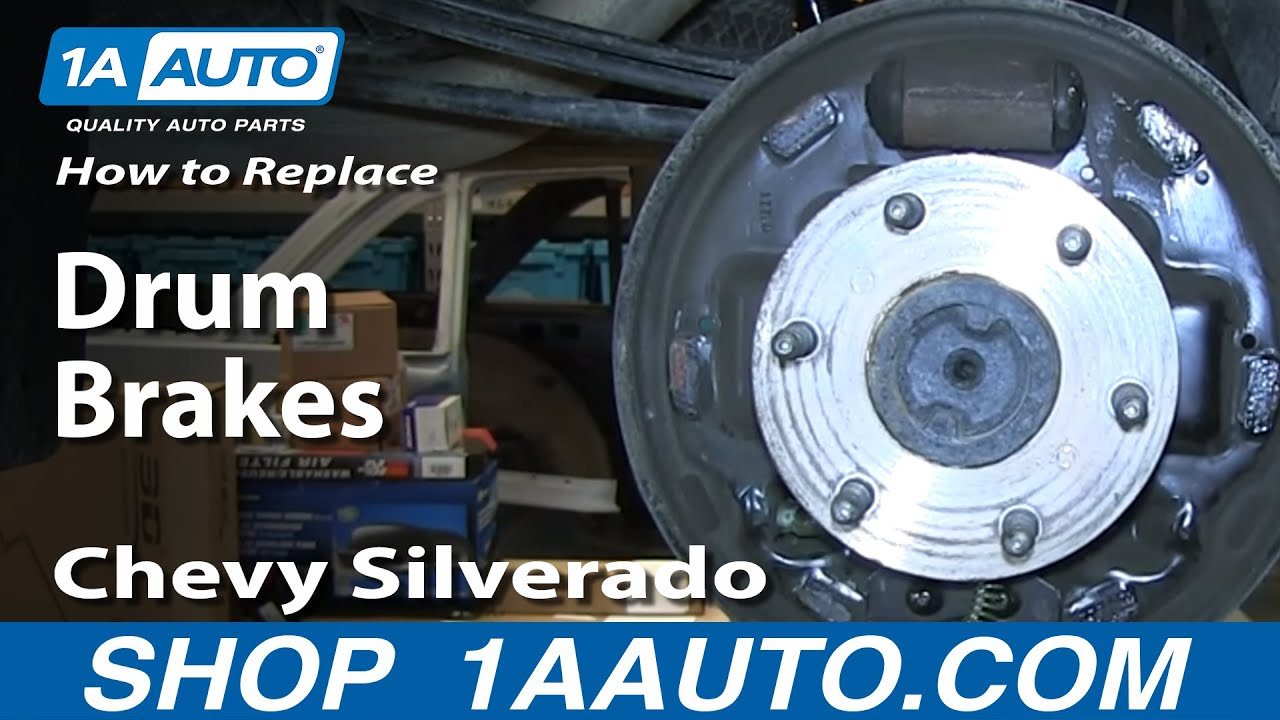 How To Replace Back Brakes On 2009 Chevy Truck   Autos Post