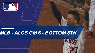 Watch the eventful 8th inning of ALCS Game 6