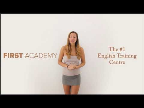 First Academy IELTS Speaking Tip #1