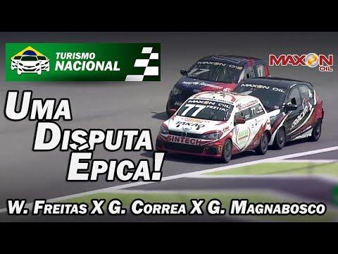 DISPUTA PELA VITÓRIA - 5ª ETAPA TURISMO NACIONAL - INTERLAGOS
