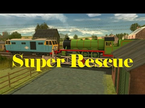 Thomas And Friends Seasons 8 13 Intro Trainz Remake Phim