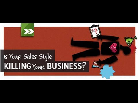 Webinar: Is Your Sales Style Killing Your Business