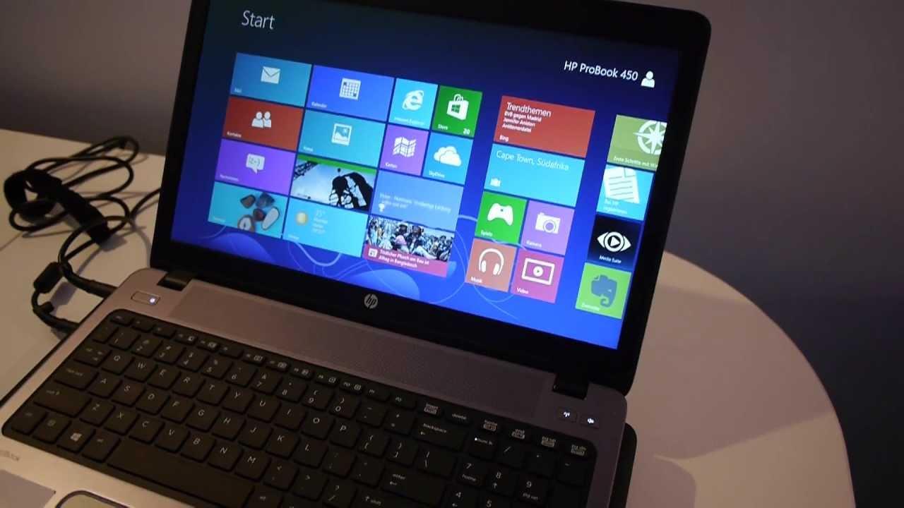 HP Probook 450 G1 cho hiệu suất hoạt động tốt.