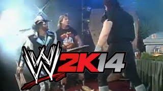 WWE 2K14 LEGENDS