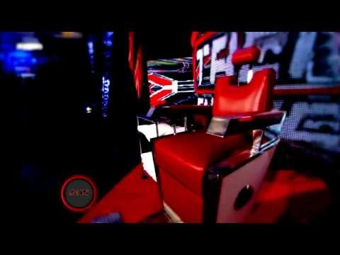WWE Extreme Rules 2009 - Rey Mysterio Vs CM Punk - Real Highlights (1080p Full HD)