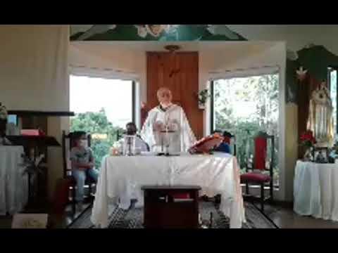 Santa Missa | 31.12.2020 | Quinta-feira | Padre José Sometti | ANSPAZ
