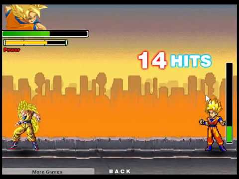 Dragon Ball Fierce Fighting v 1.7 Hack Kamehameha Part 1