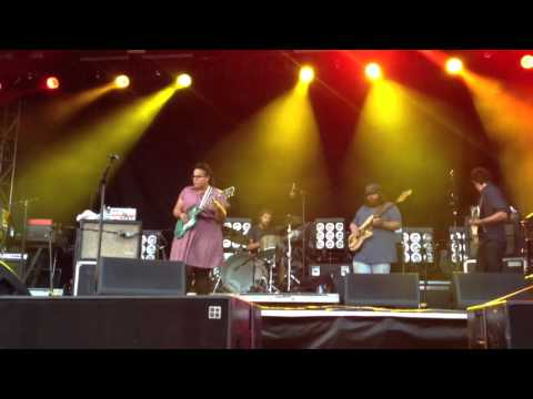 Alabama Shakes - Always Alright (LouFest)